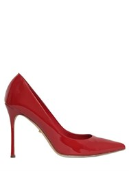 Sergio Rossi 90Mm Godiva Patent Leather Pumps
