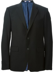 Kenzo Two Button Suit Black
