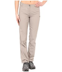 Jack Wolfskin Kalahari Pants Moon Rock Women's Casual Pants Gray