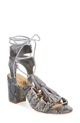Women's Coconuts By Matisse 'Copa' Sandal Grey Snake Print