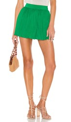 House Of Harlow 1960 X Revolve Esther Short In Green. Kelly Green