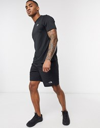 The North Face 24 7 Shorts In Black