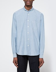 Hope Roy Cs Shirt Light Blue
