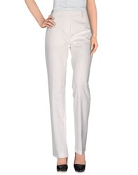 Boss Black Trousers Casual Trousers Women White
