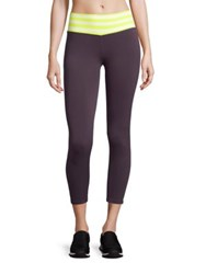 Phat Buddha Pier 92 Colorblock Leggings Nine Iron Sulphur Spring