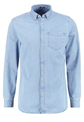 Denham Jeans Shirt Light Blue Denim Light Blue Denim