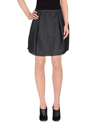 Carven Skirts Knee Length Skirts Women Black