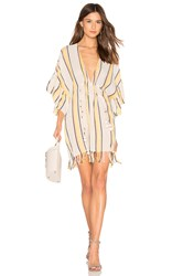 Saylor Stevie Dress Beige