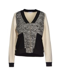 Surface To Air Cardigans Black