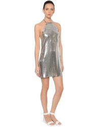 Paco Rabanne Aluminum Chainmail Dress