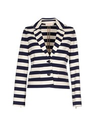 Tory Burch Suits And Jackets Blazers Women Blue