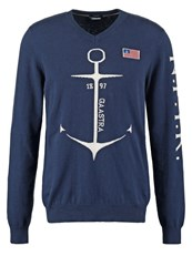 Gaastra Jibstay Jumper Dunkelblau Dark Blue