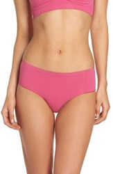 Nordstrom Women's Lingerie Seamless Hipster Panty Pink Lilac