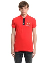 La Martina Saint Tropez Arnold Cotton Polo Shirt