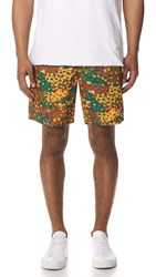 Obey Subversion Shorts Psycho Camo