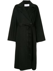 Le Ciel Bleu Double Faced Oversized Coat 60