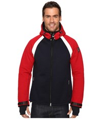 Dale Of Norway Jotunheimen Jacket Navy Raspberry Men's Coat