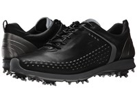 Ecco Biom G 2 Black Transparent Men's Golf Shoes