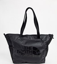 The North Face Stratoliner Tote Bag In Black