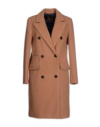 Orion London Coats And Jackets Coats Women Camel