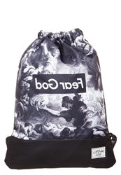 Cayler And Sons Fear God Rucksack Black White