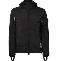 Satisfy Packable Shell Jacket Black