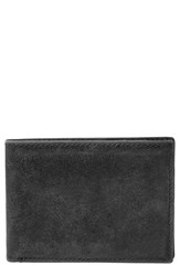 Men's Fossil 'Anderson' Leather Wallet