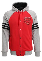 Adidas Performance Tracksuit Top Red