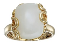 Miseno Sea Leaf Ring Yellow Gold Ring