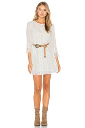 Amuse Society Gabriel Dress White