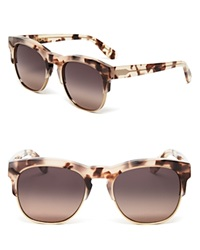 Wildfox Couture Wildfox Club Fox Sunglasses Antique Leaves Brown Gradient