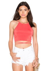Lovers Friends Star Goddess Top Coral