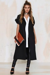 Nasty Gal Wynne Belted Trench Coat