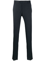 Tonello Skinny Fit Trousers Blue