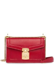 Miu Miu Confidential Printed Bag Red
