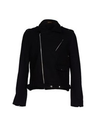 Peter Jensen Jackets Black