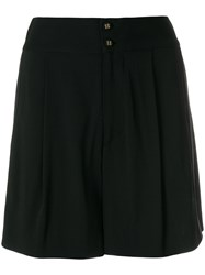 Dsquared2 Tailored High Waist Shorts Black