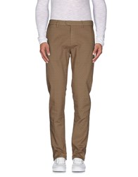 Re.Bell Trousers Casual Trousers Men Sand