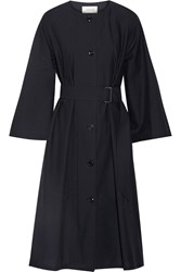 Christophe Lemaire Belted Cotton Coat