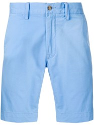 Polo Ralph Lauren Classic Chino Shorts Blue