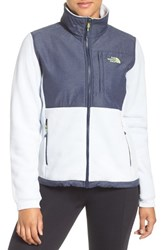 The North Face Women's Denali 2 Jacket Arctic Ice Blue Cosmic Blue