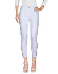 M Erfect Jeans White