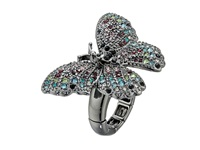 Betsey Johnson Butterfly Effect Ring Multi Ring