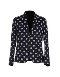 Basicon Suits And Jackets Blazers Men Dark Blue