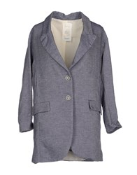 Ottod'ame Suits And Jackets Blazers Women Beige
