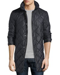 Burberry Quilted Nylon Carcoat Black