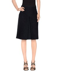 Gerard Darel Skirts Knee Length Skirts Women Dark Blue