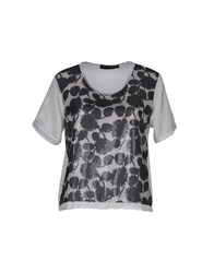 Cafe'noir Cafenoir Blouses Light Grey
