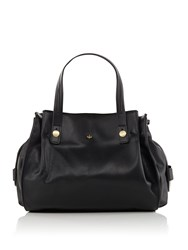Nica Ava Grab Tote Bag Black
