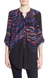 Women's Plenty By Tracy Reese Print Tunic Big Scribble